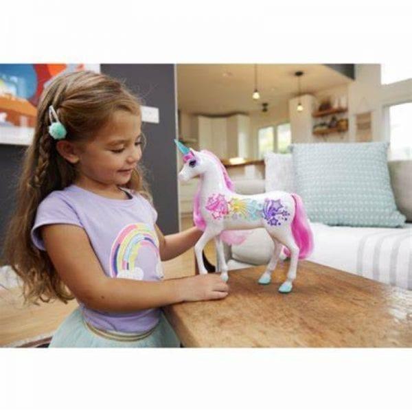 Barbie Dreamtopia Brush n Sparkle Unicorn
