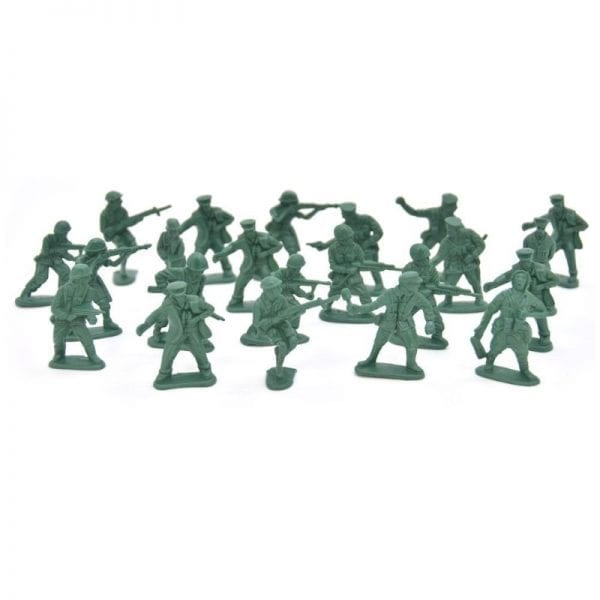 Combat Force Soldiers Set