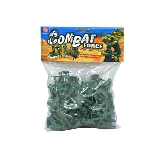 Combat Force Soldiers Set