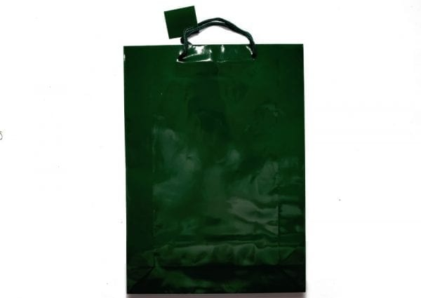 Dark Green Gift Bag
