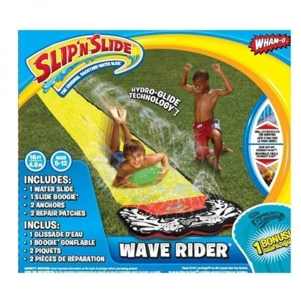 Wham-O Wave Rider Slip-N-Slide with Boogie