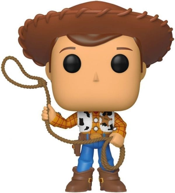 Funko POP! Toy Story 4 - Sheriff Woody