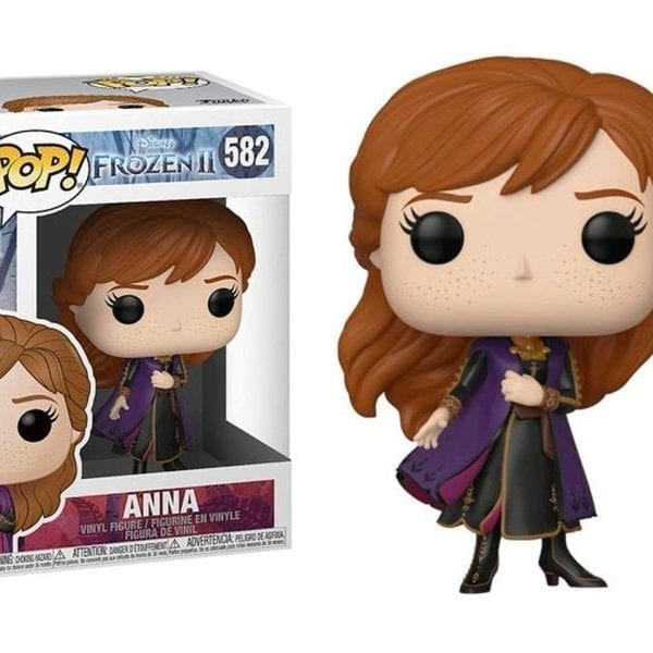 Funko Pop! Disney Frozen II - Anna