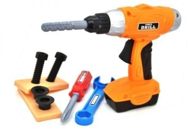 Power Drill Set 10 PCE