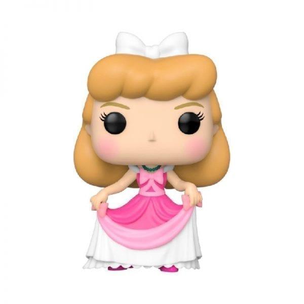 Funko Pop! Disney Cinderella with Pink Dress