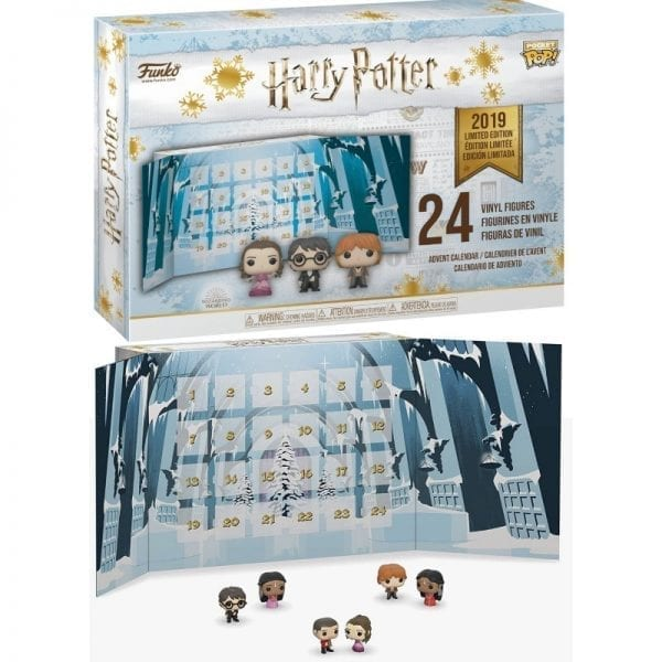Funko Pocket Pop! Advent Calendar - Harry Potter