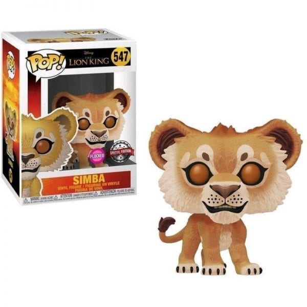 Funko Pop! Disney The Lion King - Simba