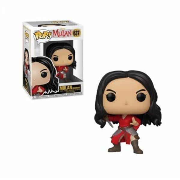 Funko Pop! Disney Mulan Warrior