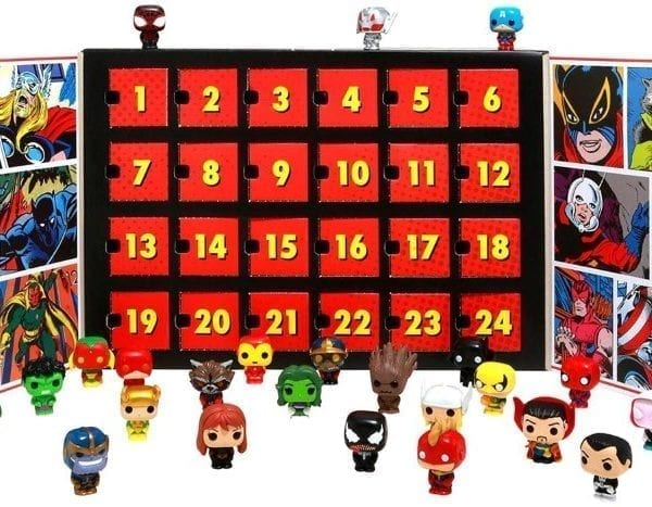 marvel advent calendar_picture 3 (Custom)