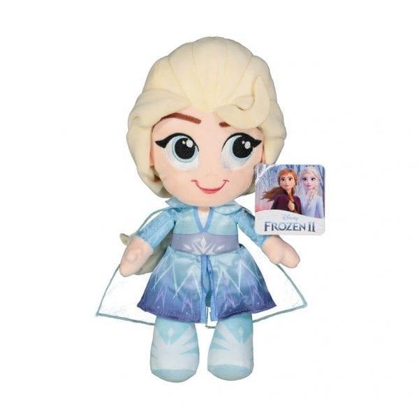 25CM FROZEN 2 CHUNKY PLUSH Elsa