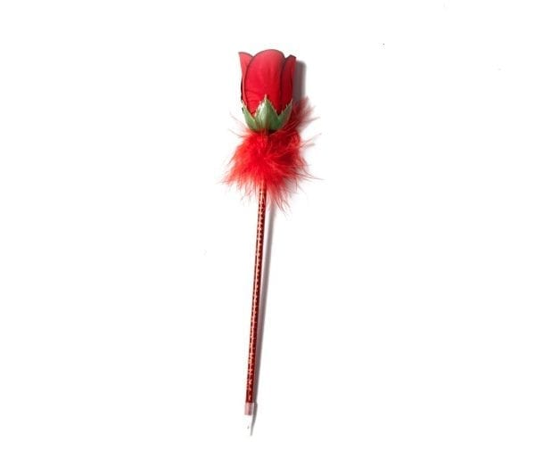 Valentine's Day Single Rose Decor