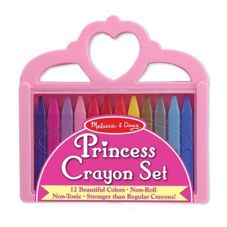 Princess Crayon Set (12)