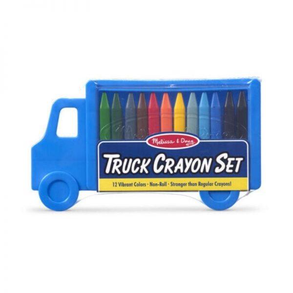 Truck Crayon Set 12Colors_Picture 1 (Custom)