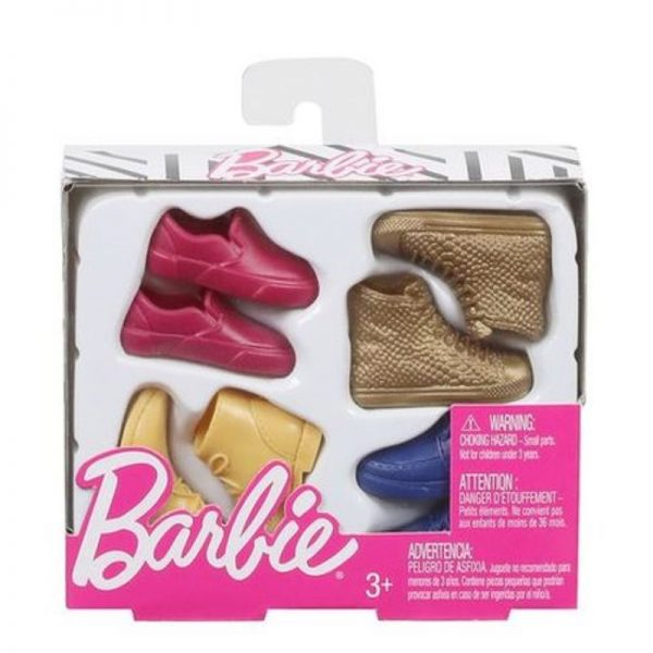 Barbie Fashions: Shoes Ken - Assorted