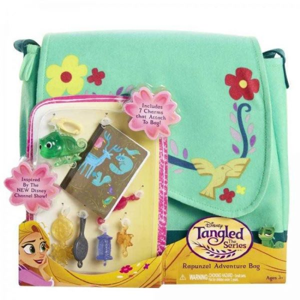 Disney Tangled Rapunzel Adventure Bag