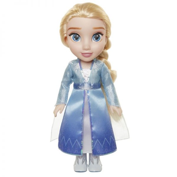 Frozen 2 Travel Adventure Doll - Elsa