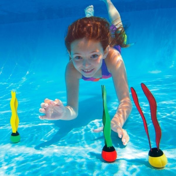 Intex Underwater Fun Balls Pool Toys