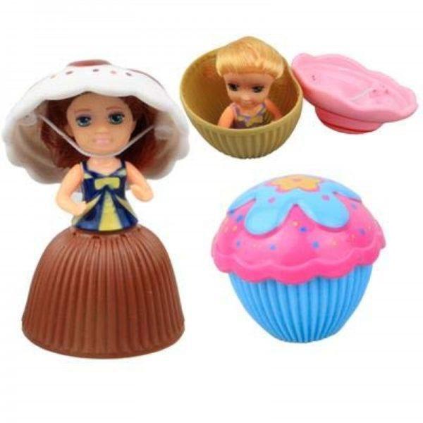 Mini Cupcake Surprise 3 Pack - Assorted