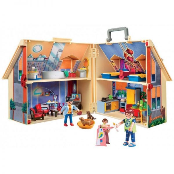 Take Along Modern Doll House (Playmobil)