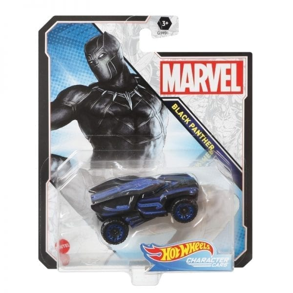 Black Panther Hot Wheel_Picture 1 (Custom)