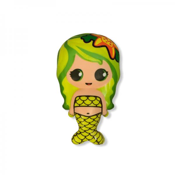 Mermaid Squishy_Green Hair