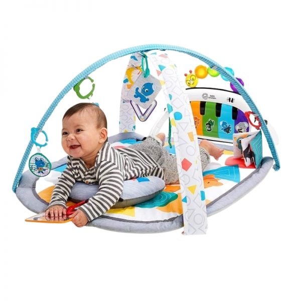 Baby Einstein 4-in-1 Kickin' Tunes Music and Language Discovery Gym_Picture 2