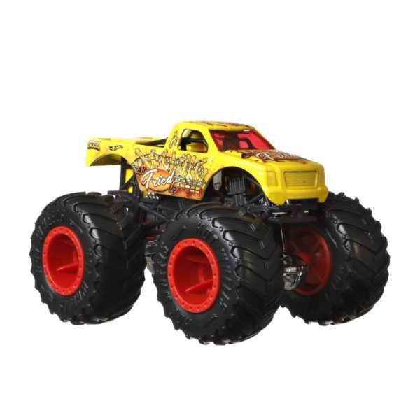 Hot Wheels Monster Trucks All Fried Up_Picture 1