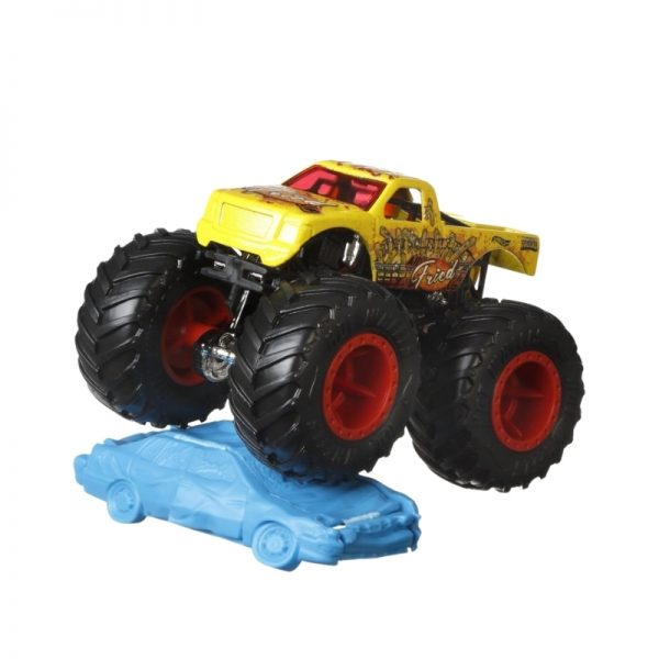 Hot Wheels Monster Trucks All Fried Up_Picture 2