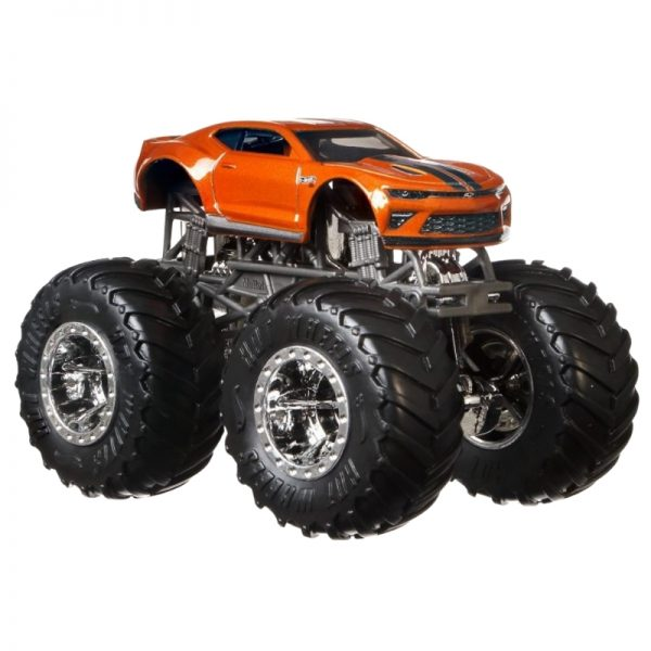 Hot Wheels Monster Trucks Camaro_Picture 1