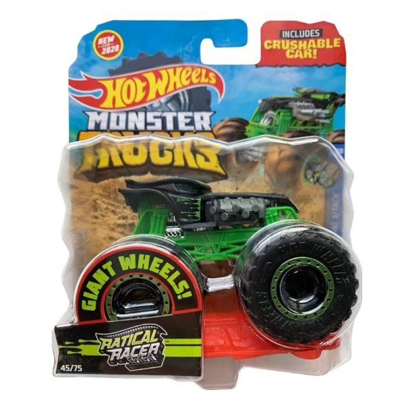 Hot Wheels Monster Trucks Ratical Racer_Picture 3