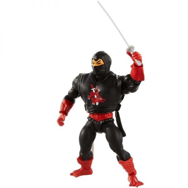 Masters of the Universe Origins Ninjor Action Figure_Picture 4