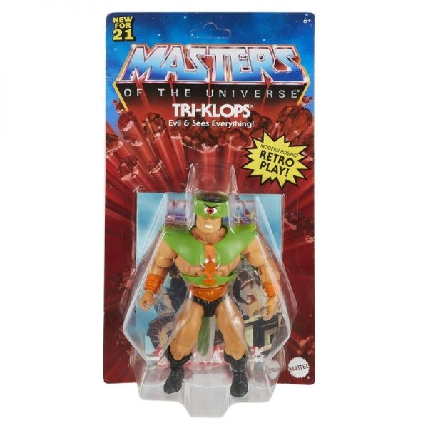 Masters of the Universe Origins Tri-Klops Action Figure_Picture 3