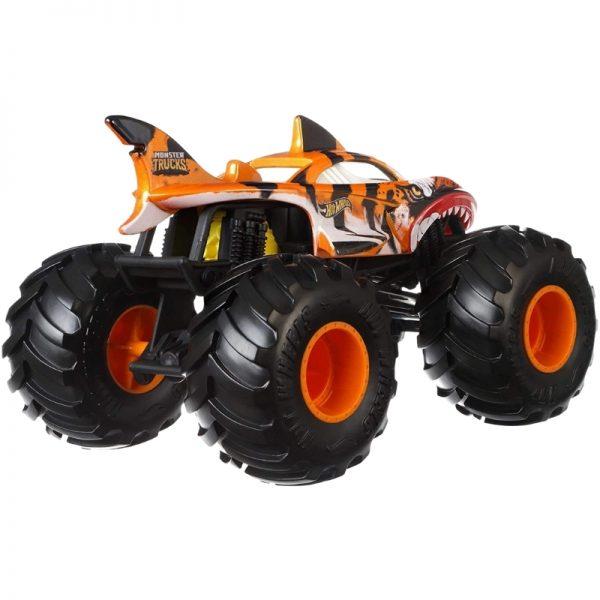 Hot Wheels Monster Trucks Tiger Shark_Picture 2