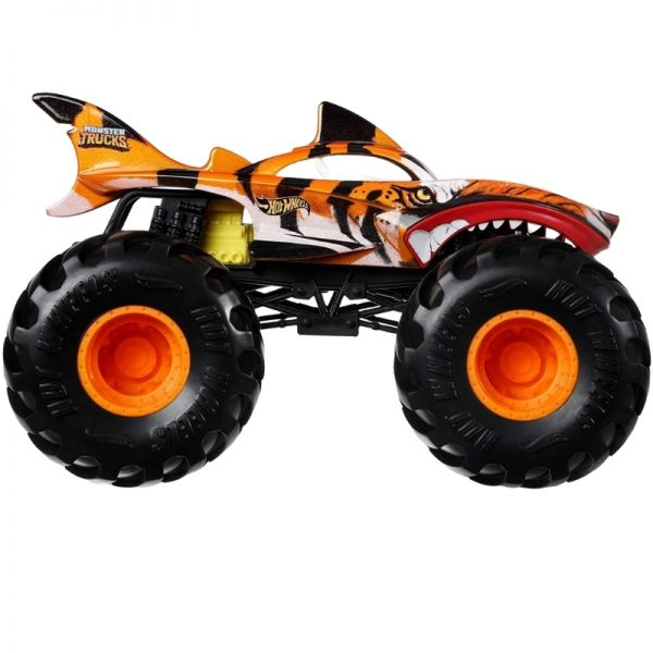 Hot Wheels Monster Trucks Tiger Shark_Picture 3