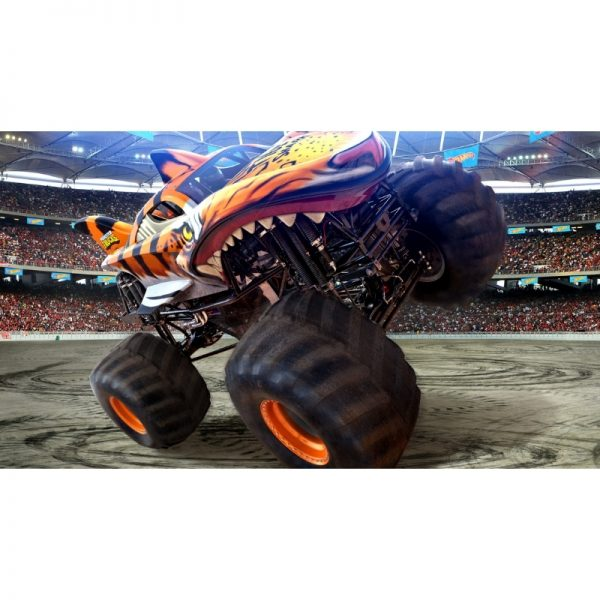 Hot Wheels Monster Trucks Tiger Shark_Picture 4