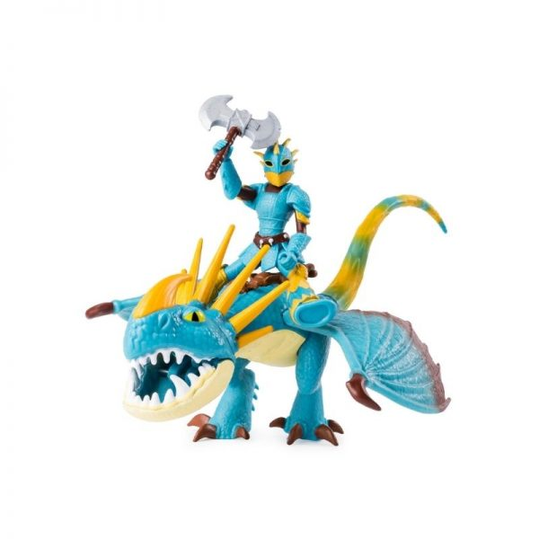 Dragon and Viking Figure - Astrid and Stormfly_Picture 2